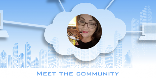 Meet The Community :  Amy Oplinger-Singh