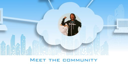 Meet the Community – Cynthia Hill